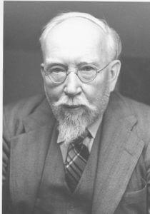 A headshot of Professor W.T.M. Forbes